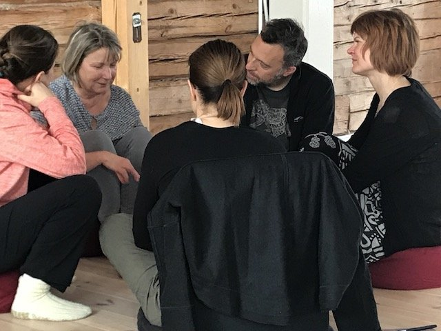 Primal in Finland Rakkaudelle