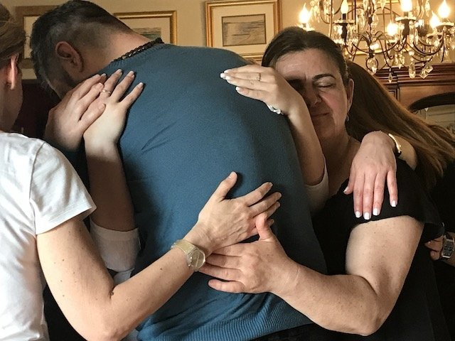 Family Constellation in Athens – Letting go in gratefulness